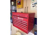 Genuine snap on multidrawer large tool station