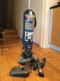 Vax U85-ACLG-BA Air Cordless Lift Solo 20v Bagless Upright Vacuum Cleaner