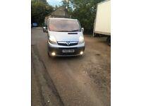 Vauxhall vivaro 2012 62 reg. Contact 07387 072188