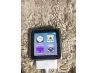 Apple iPod nano 6th Generation (Silver, 8Gb)