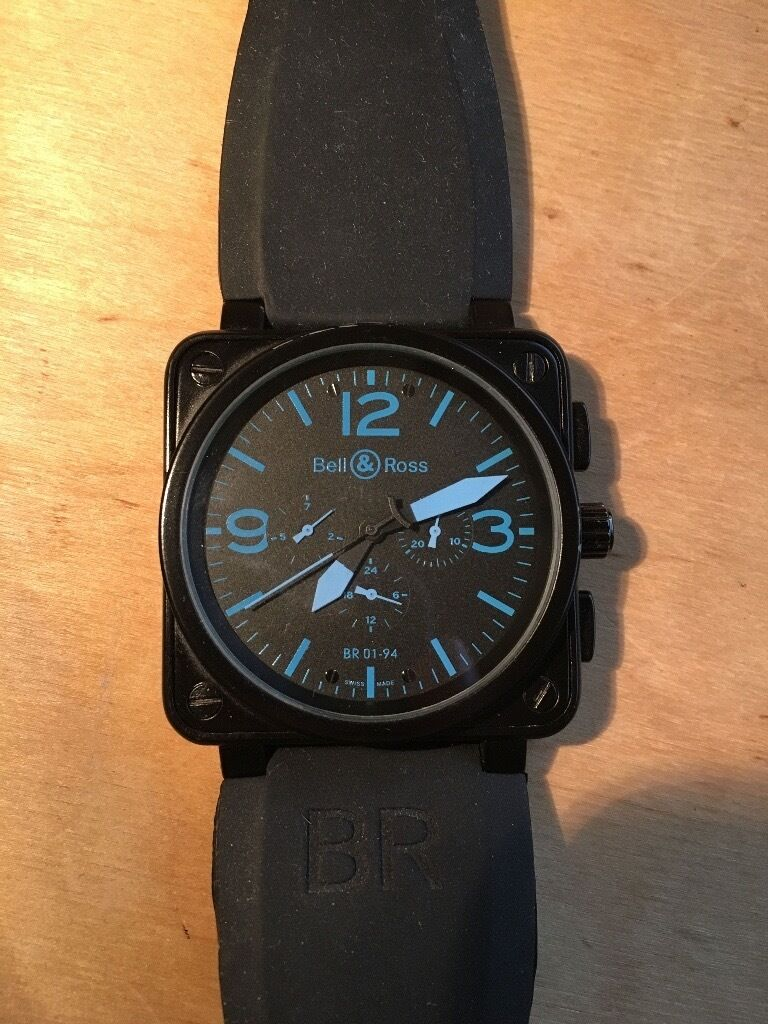 Bell & Ross BR 01 94 - mint condition