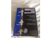 Sealey REG/MMG MIG Gas Regulator Disposable Cylinder 1 Gauge