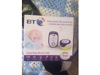 Brand new baby monitor