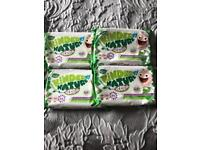 Kinder by Nature Herbal Baby Wipes