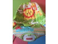 Fisher price baby Rainforest bouncer £15.00 ONO
