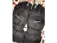 Men's Ski snowboard gloves XL