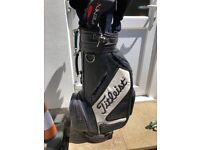Titliest golf cart bag