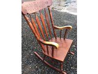 Fantabulous king rocker rocking chair