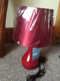 New packed table lamp