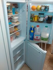 Argos fridge freezer, almost new, selling due to relocation.