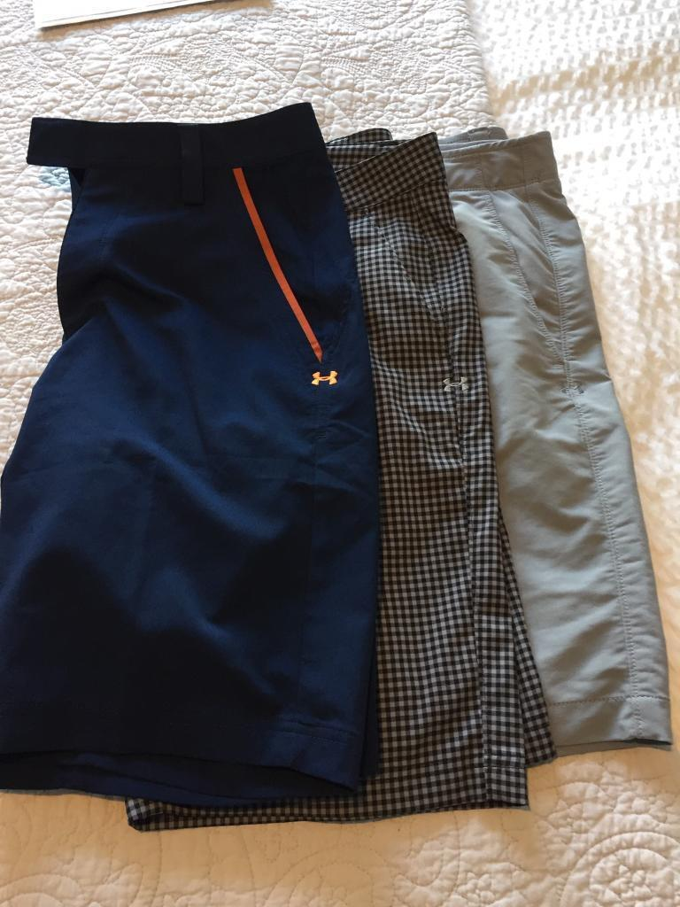 Under Armour Golf Shorts (3 Available)