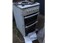 Old gas oven