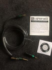 LightSnake (Instrument to USB cable)