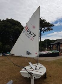 Laser Dinghy - Hamble (Free local delivery)