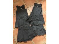 Girls Grey school dresses and skirts aged 5-6 years
