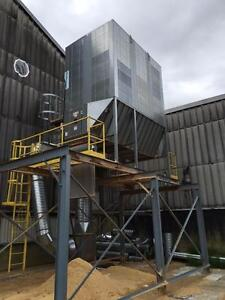 Nederman Filtration Dust Collector