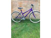 Lovely Ladies Rayleigh Bike As New Condition