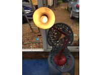 Vintage retro anglepoise lamp (working)