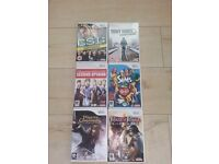 6x wii adult games