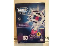 Brand New in box-Electric Toothbrush&Paste