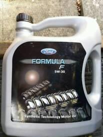 Engine oil 5w30 formula f ford