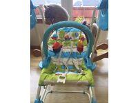 child swing/rocking chair