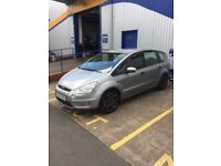 Ford smax 7 seater 09 plate