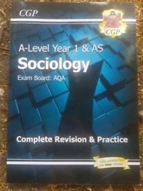 Sociology + Psychology A Level