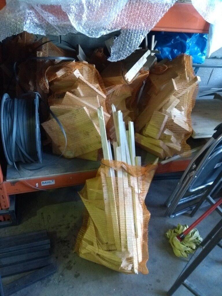 Kiln dried firewood bone dry furniture offcuts ideal for fire wood
