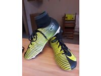 Sock Boots CR7 Mercurial Nike Size 5