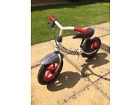 Toddler balance bike