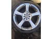 VW universal alloy wheels