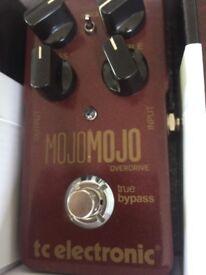 Mojo Mojo Overdrive Pedal TC electronic