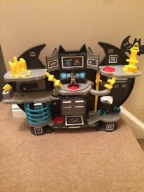Fisher Price Imaginext DC Superfriends Batcave