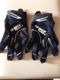 Wulfsport gloves xl