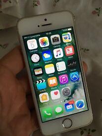 iPhone 5s gold 32gb unlock like new