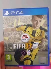 Fifa 17 PS4.