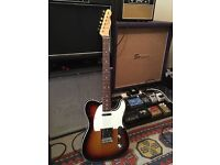 TRADE: 2015 Japanese Fender 62 Reissue Tele