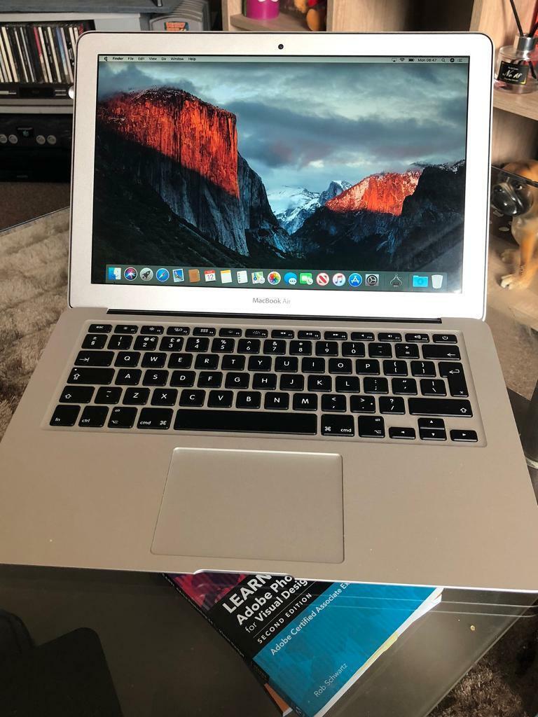 Macbook Air i7 8gb 2.2GHz-3.2GHz) 256 GB Intel 6000 ...