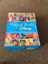 Magical world of Disney book collection