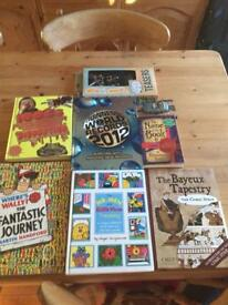Books and toys gift bundle