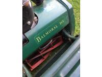 Balmoral mower