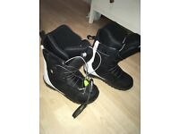 Forum 'Musket' Snowboard Boots - Black & White