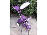 4 in 1 sports edition little tikes trike for sale