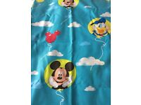 Mickey Mouse bedding for 3 ft divan