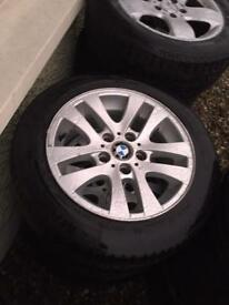 """16"""" BMW E90 3 Series SE Alloys 5x120"""