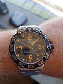 Tag heuer watch F1 200M Professional