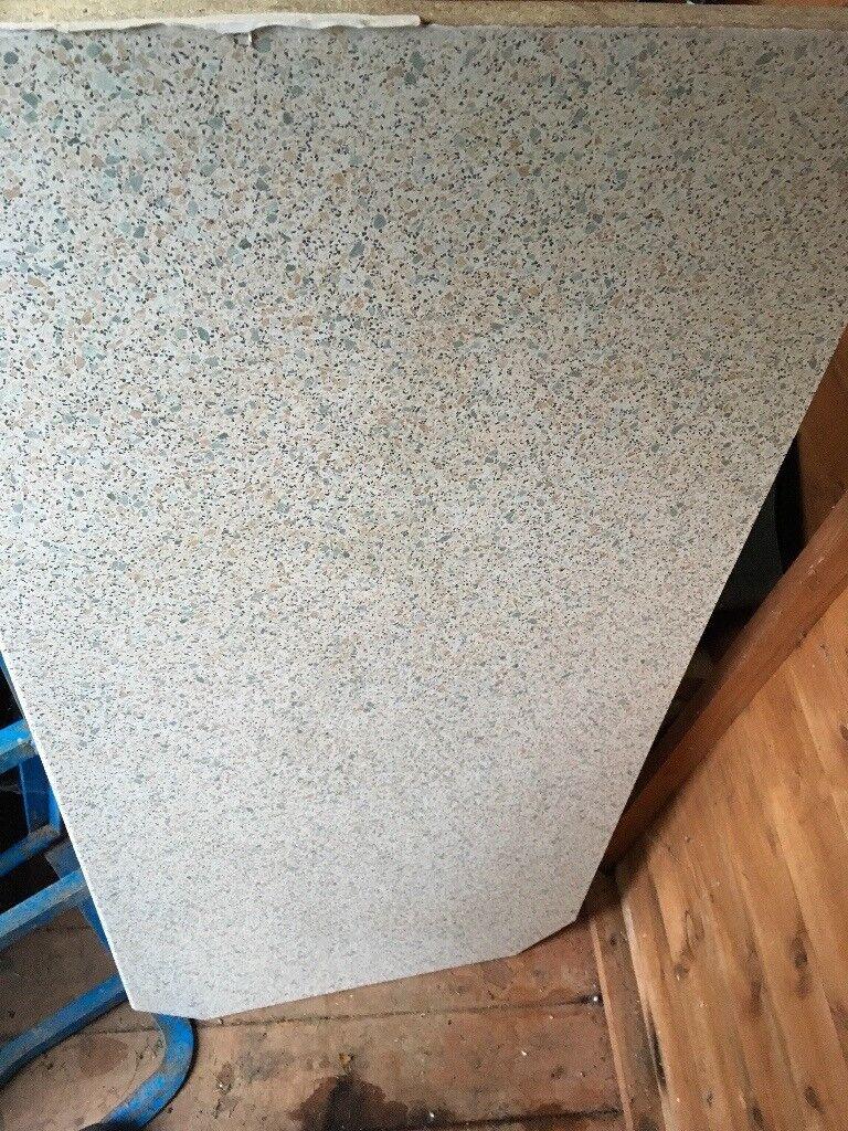 Kitchen sideboard work surface