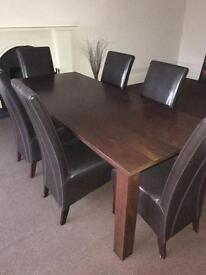 New reduced price!!! 6 seater dining table