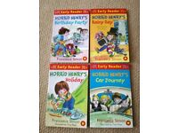 Horrid henry early reader books